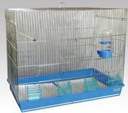 Птицам клетка