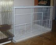 Удобная клетка для птиц